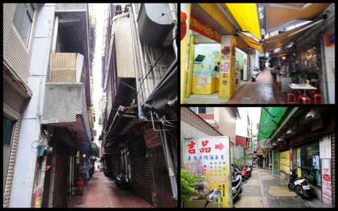MICRO SHOPS  (in KEELUNG)