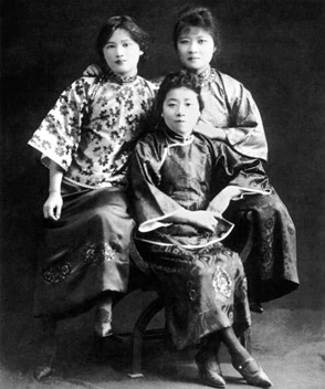 Soong sisters were educated in Georgia, USA