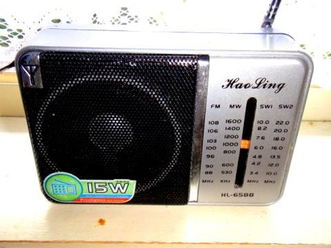 My little radio NT$200